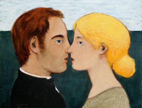 my ancestors kissed