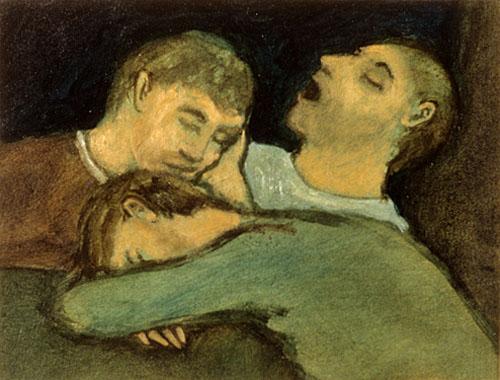 Sleeping apostles