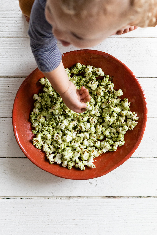 moringa popcorn