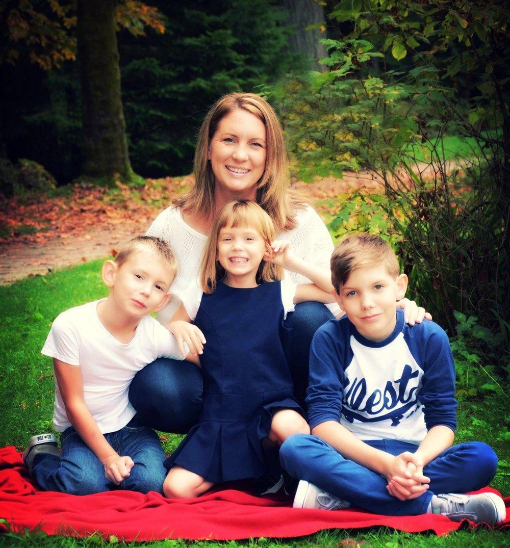Frances Stone and Family Photo  (via Author)