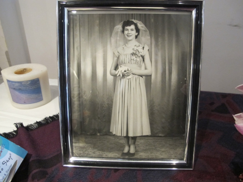 Molly Ida Lyons Stone (nee Craig)