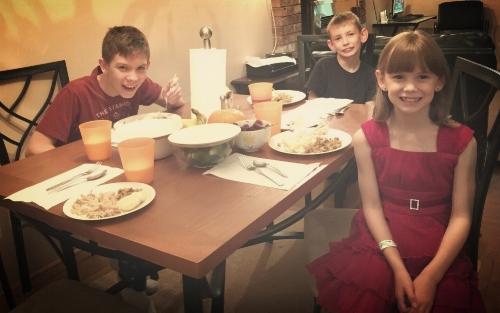 Thanksgiving circa 2014