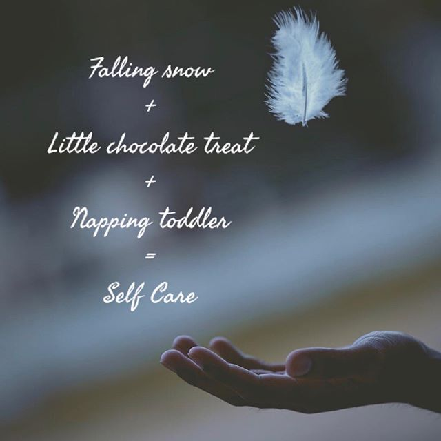 #selfcare #littlethings #peacefulmoments #momsofinstagram