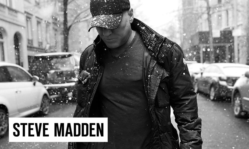 - STEVE MADDEN