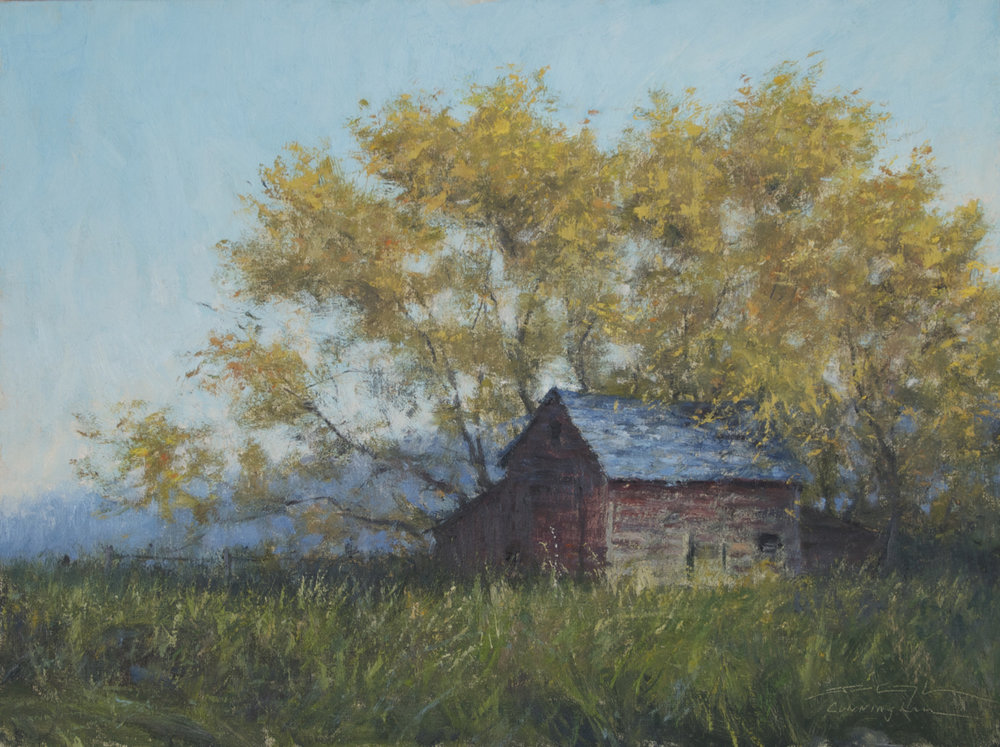 """""""Autumn and the Shed"""""""