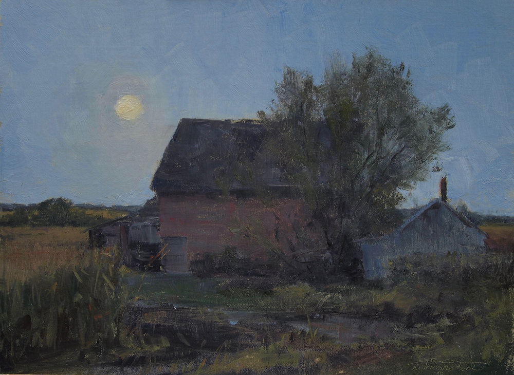 SOLD - Harvest Moon