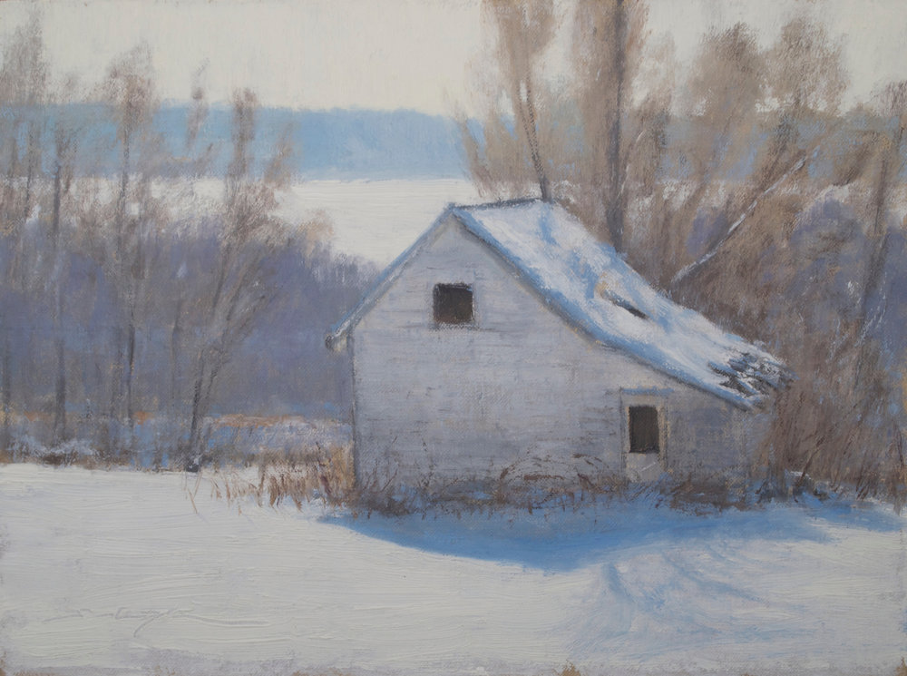 SOLD - Snowed In