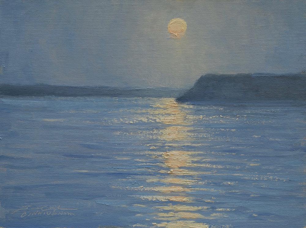 SOLD Sturgeon Moon