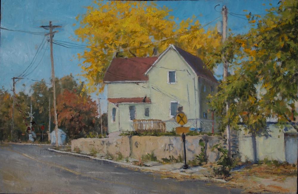 Otto Ave, Autumn