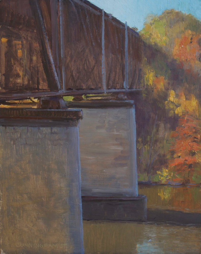 Autumn on The Shoreline Bridge