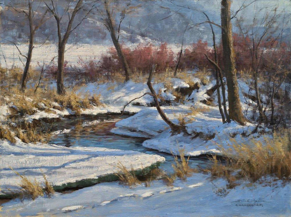 Winding Through Winter