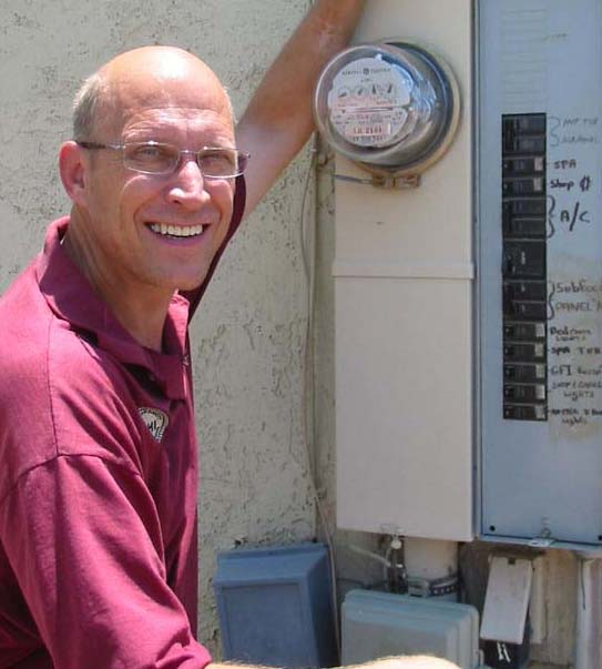 Jim with Abode Home Inspection Services                    520.401.0400