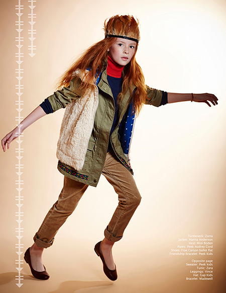 Little Nomad kids fashion
