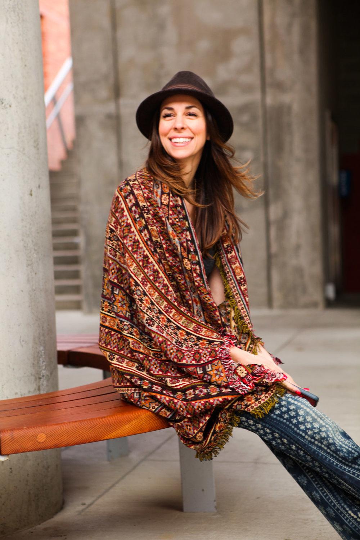 gypsy cocoon scarf