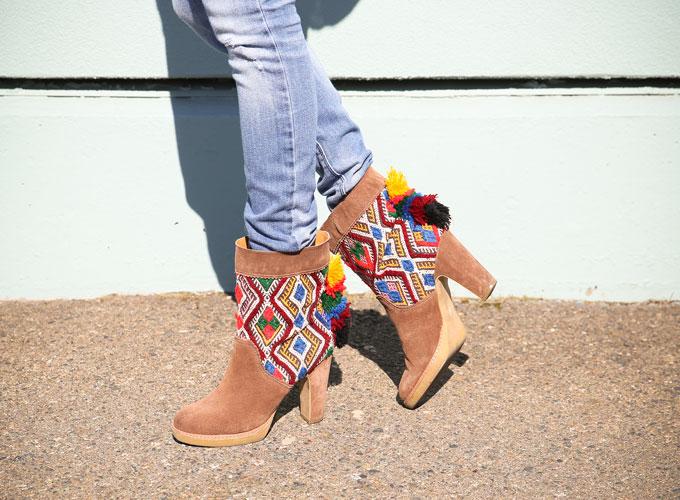 Jasper & Jeera Boots
