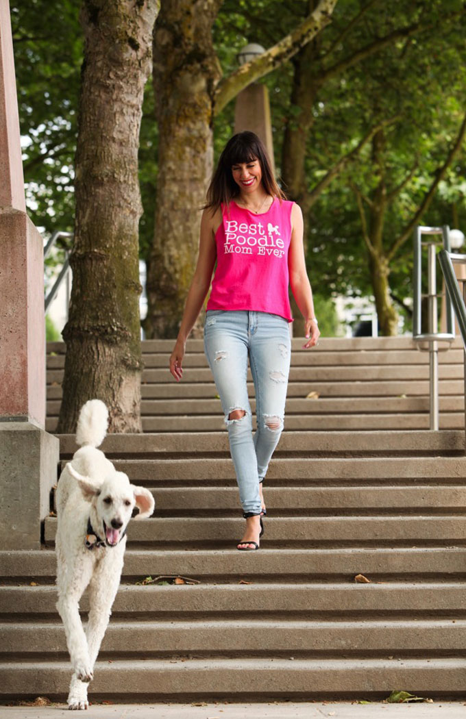 pink-poodle-t-shirt