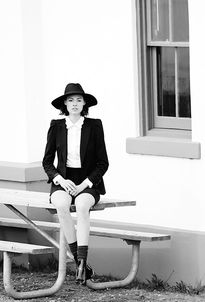 Amish Fashion Editorial