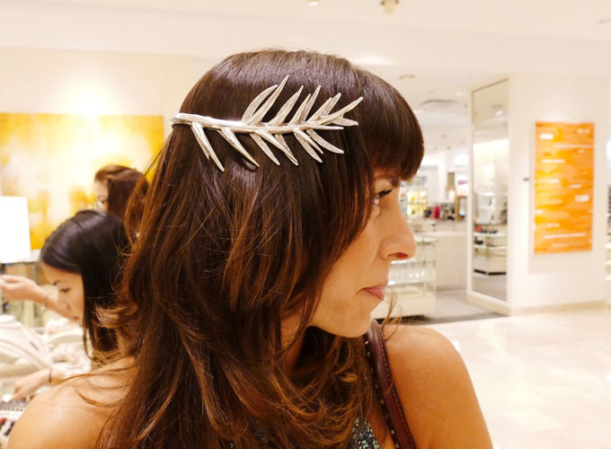 designer Eddie Borgo crown