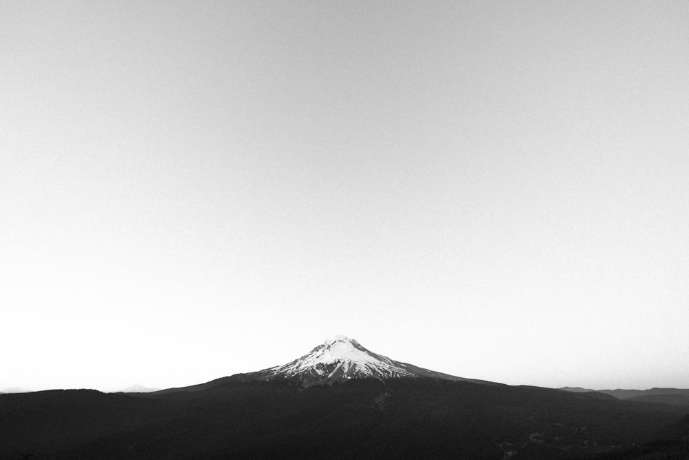 Mt Hood, Tom, Dick and Harry Mountain, Jun 2016