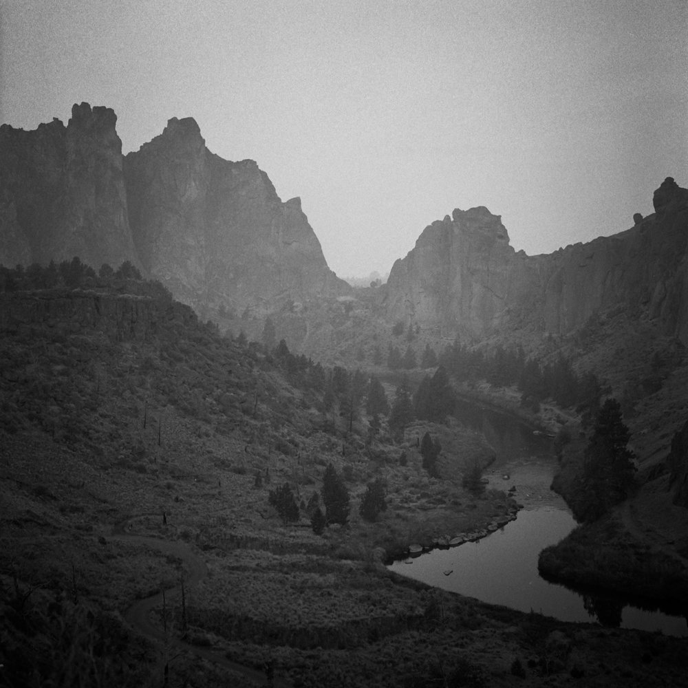 Smith Rock, August 2017