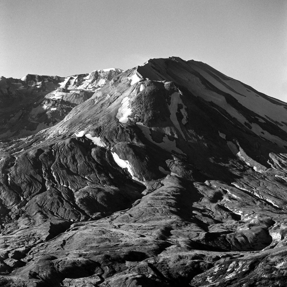 Mt St Helens, July 2017
