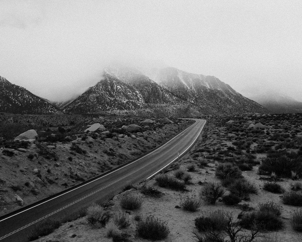 Eastern Sierra, December 2016