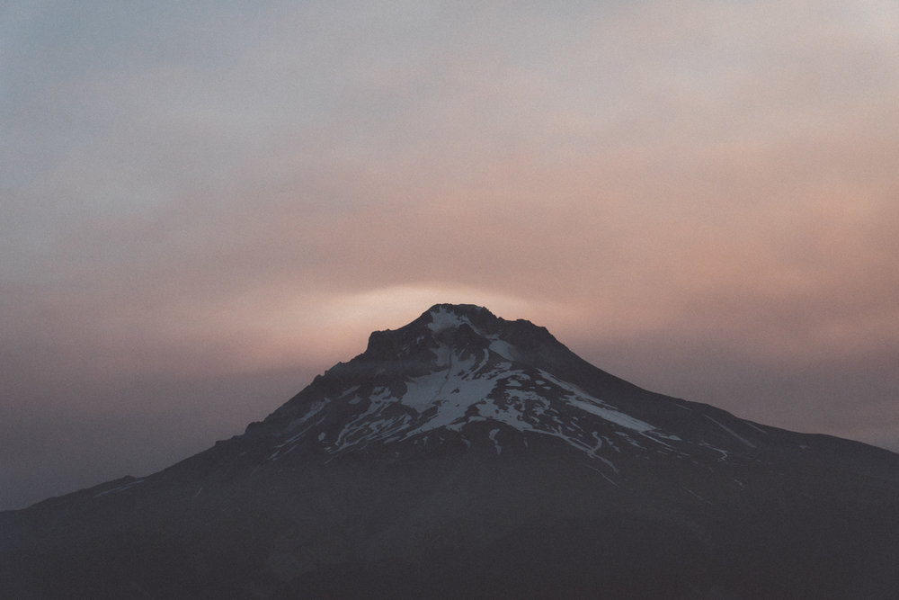 Mt Hood, OR, 2017