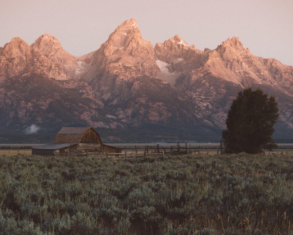 Grand Teton, WY, 2016