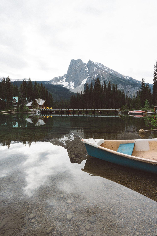 Emerald Lake, AB, 2016