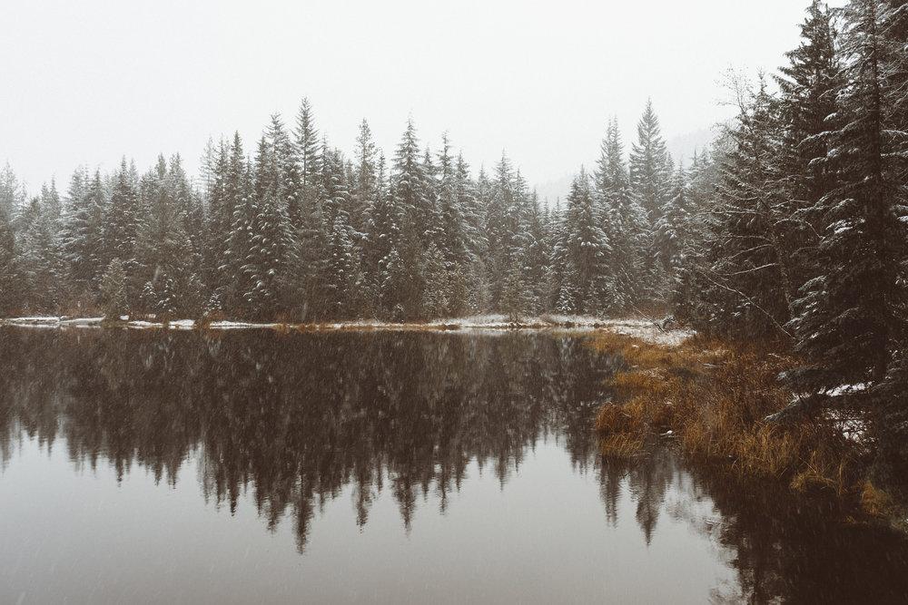 Trillium Lake, OR, 2016