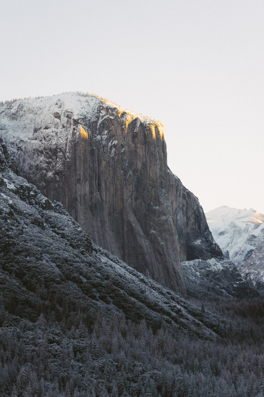 Yosemite, CA, 2016