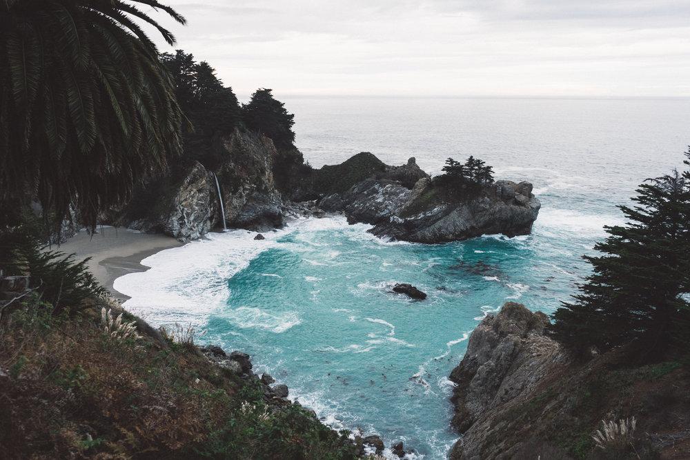 Big Sur, CA, 2016