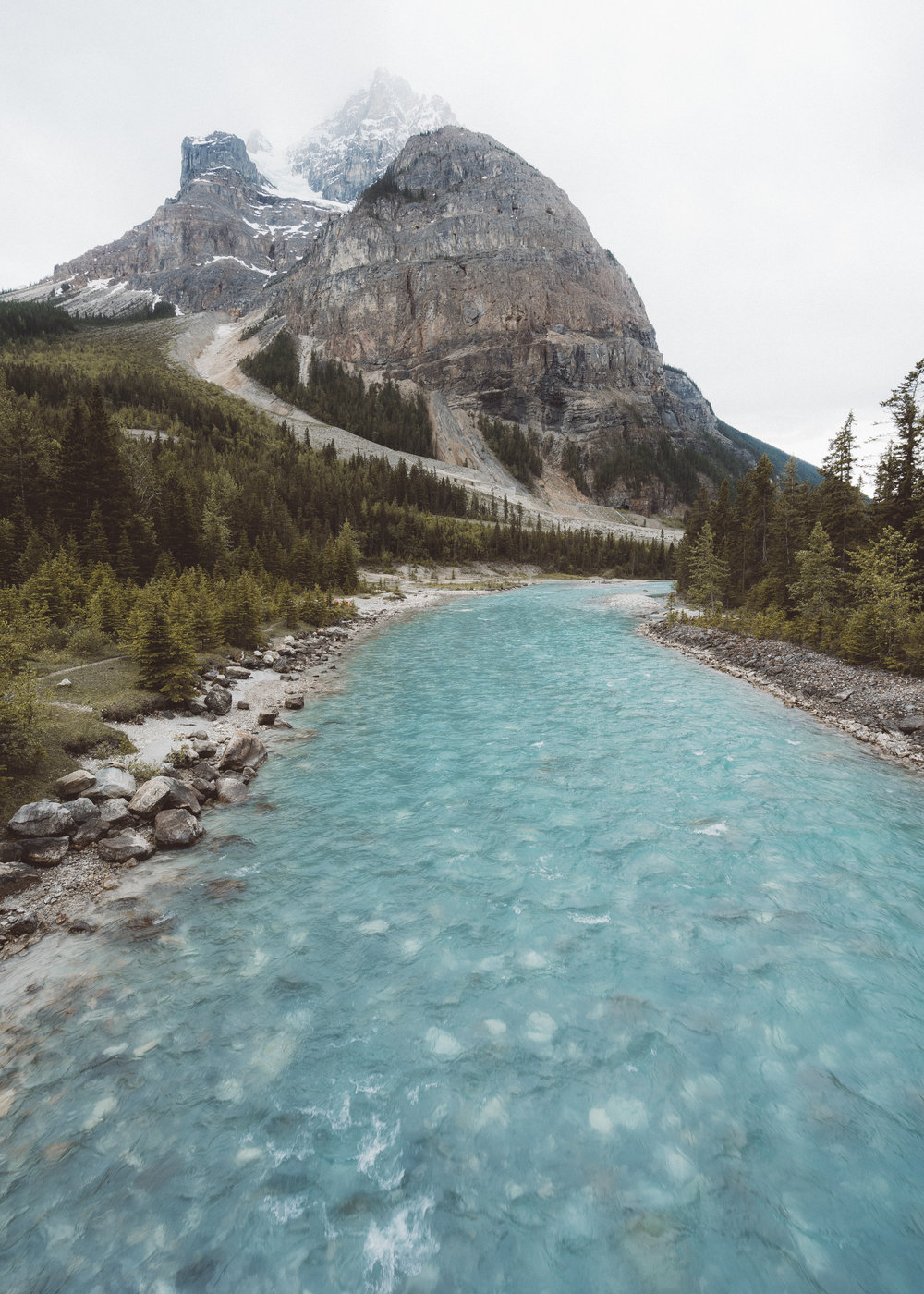 Yoho National Park, BC, 2016