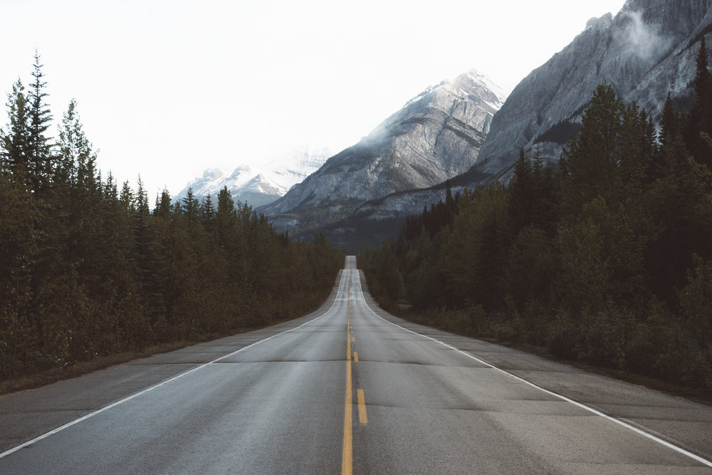 Icefields Parkway, AB, 2016