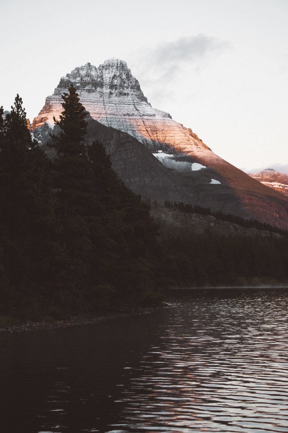 Glacier National Park, MT, 2016