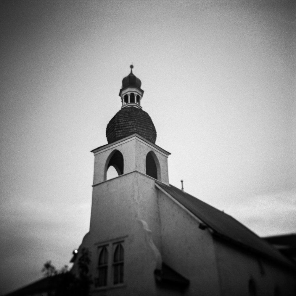 Bell Tower, Leavenworth, September 2017