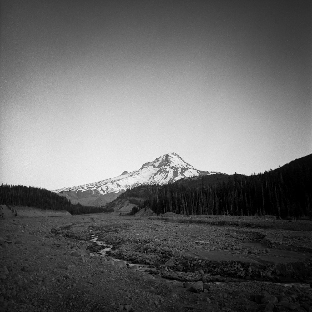 Mt Hood, White River Eno-Park, September 2017