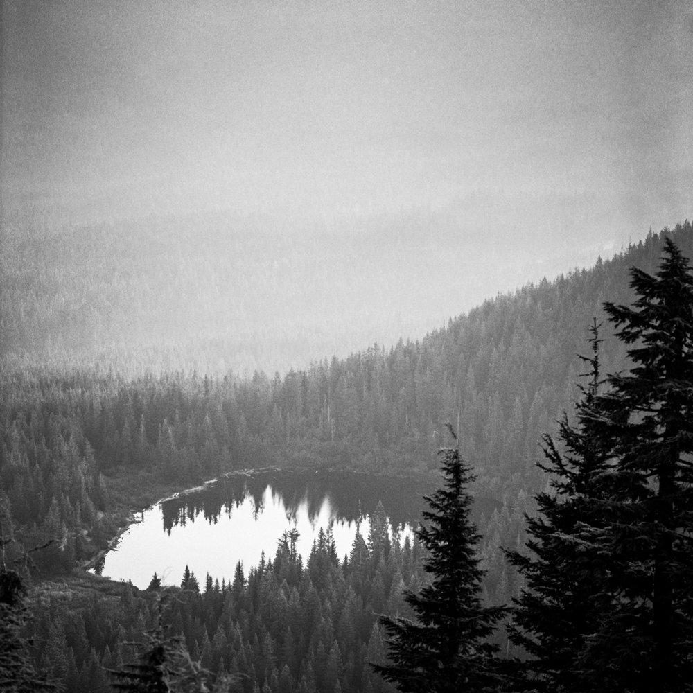 Mirror Lake, September 2017