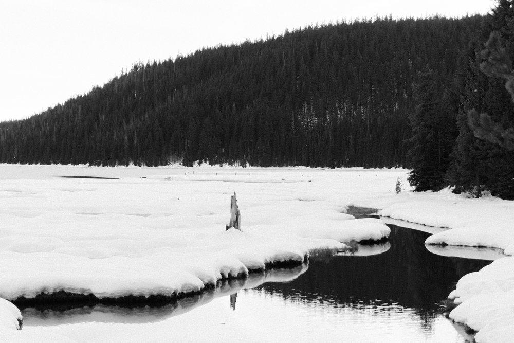 Near Spark Lakes