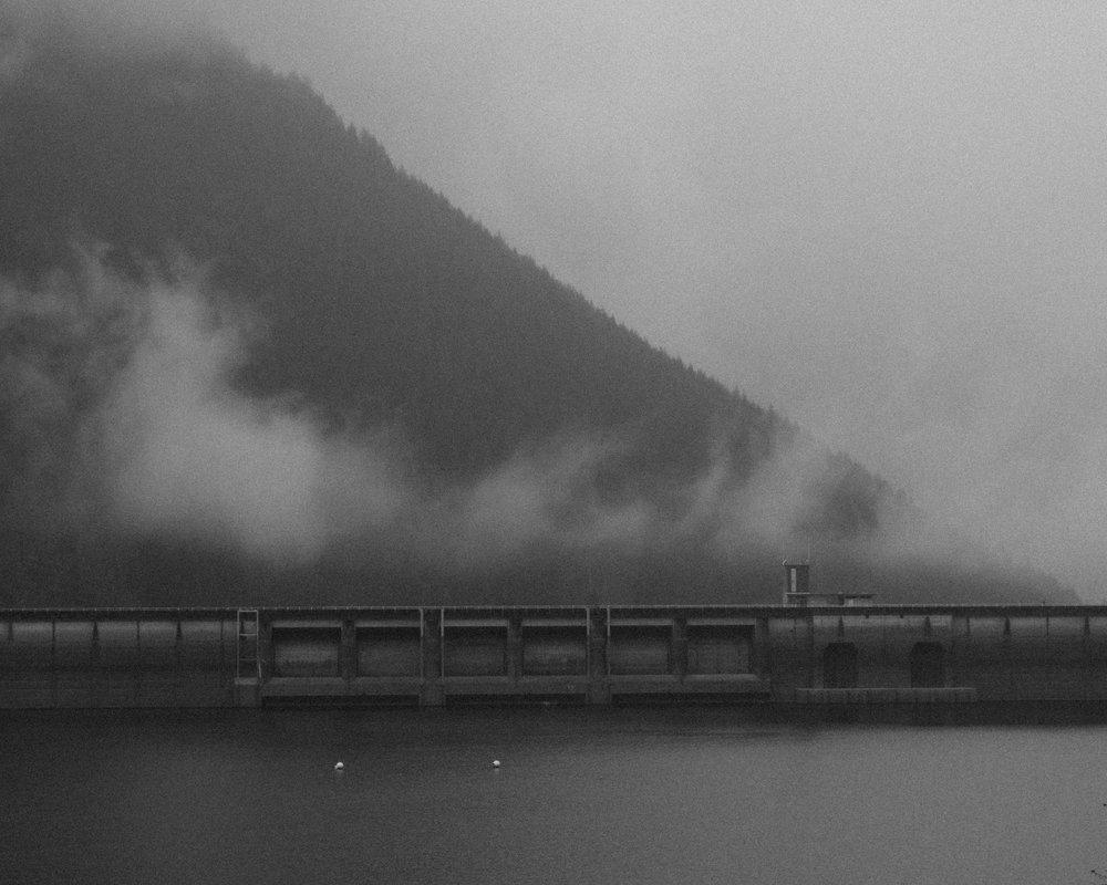 Detroit Dam