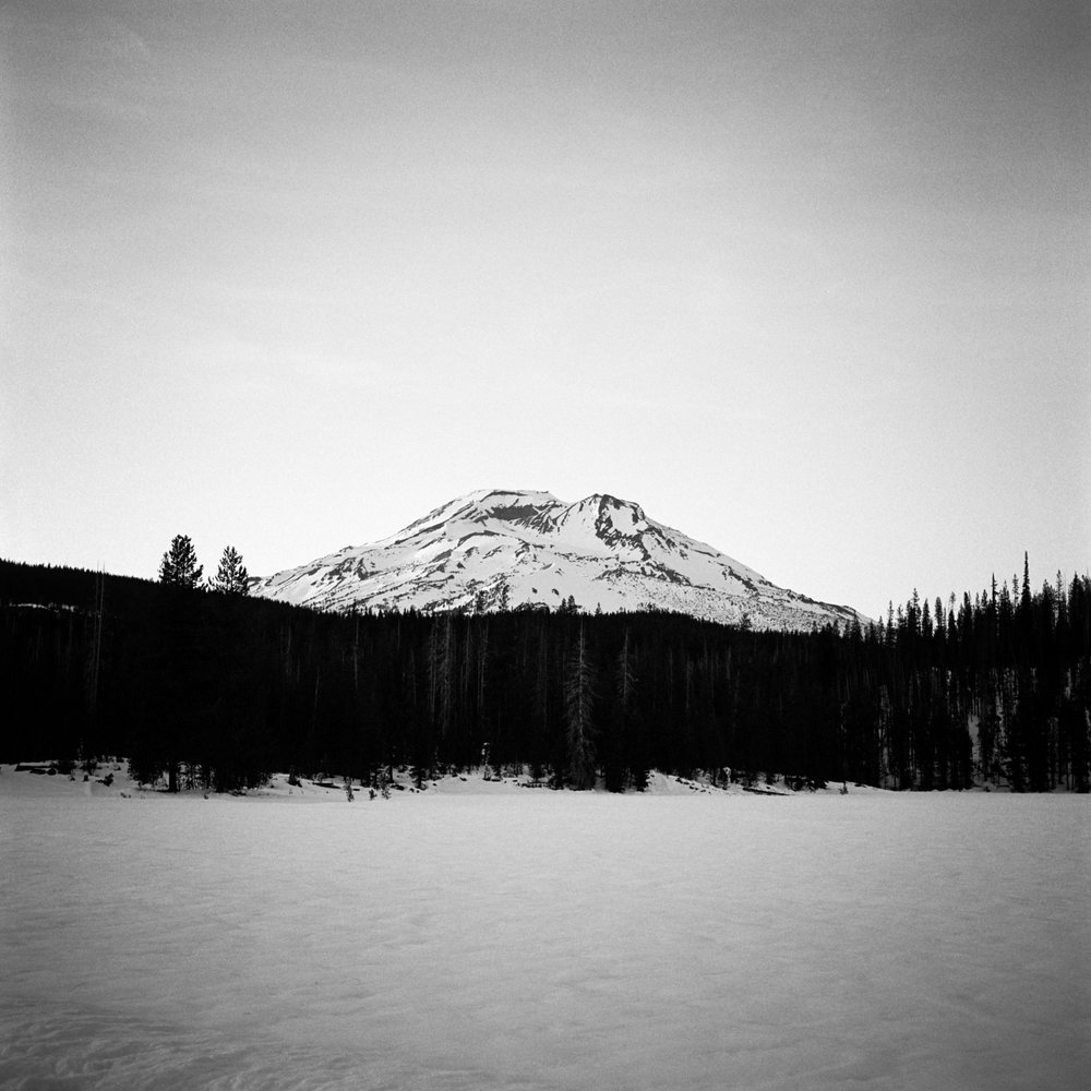 South Sister, October 2017