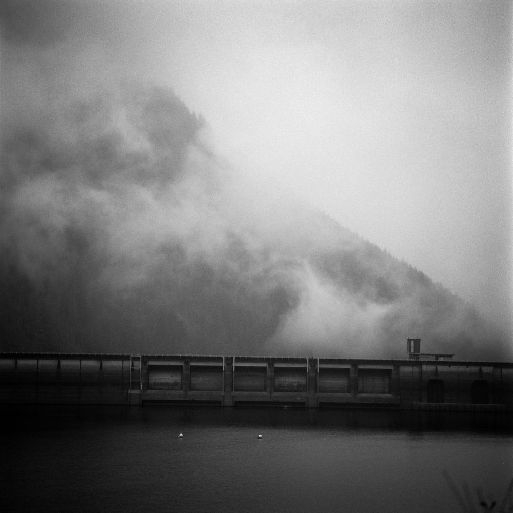 Detroit Dam, October 2017