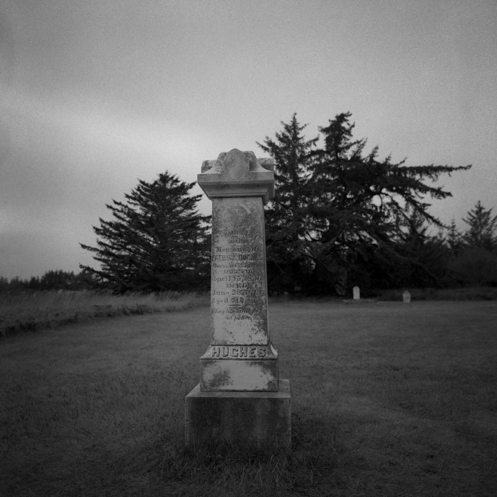 Cape Blanco Cemetery, November 2017