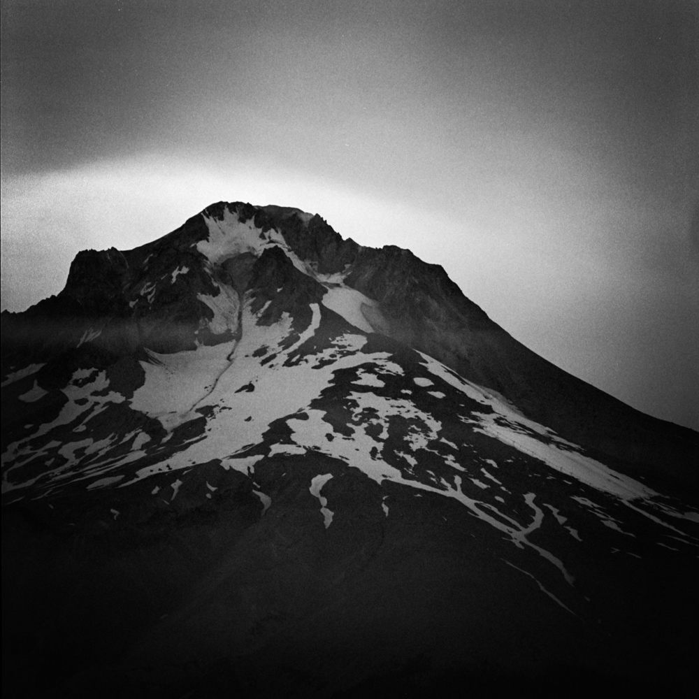 One of the few images I took with the teleconverter. Mt Hood, August 2017.