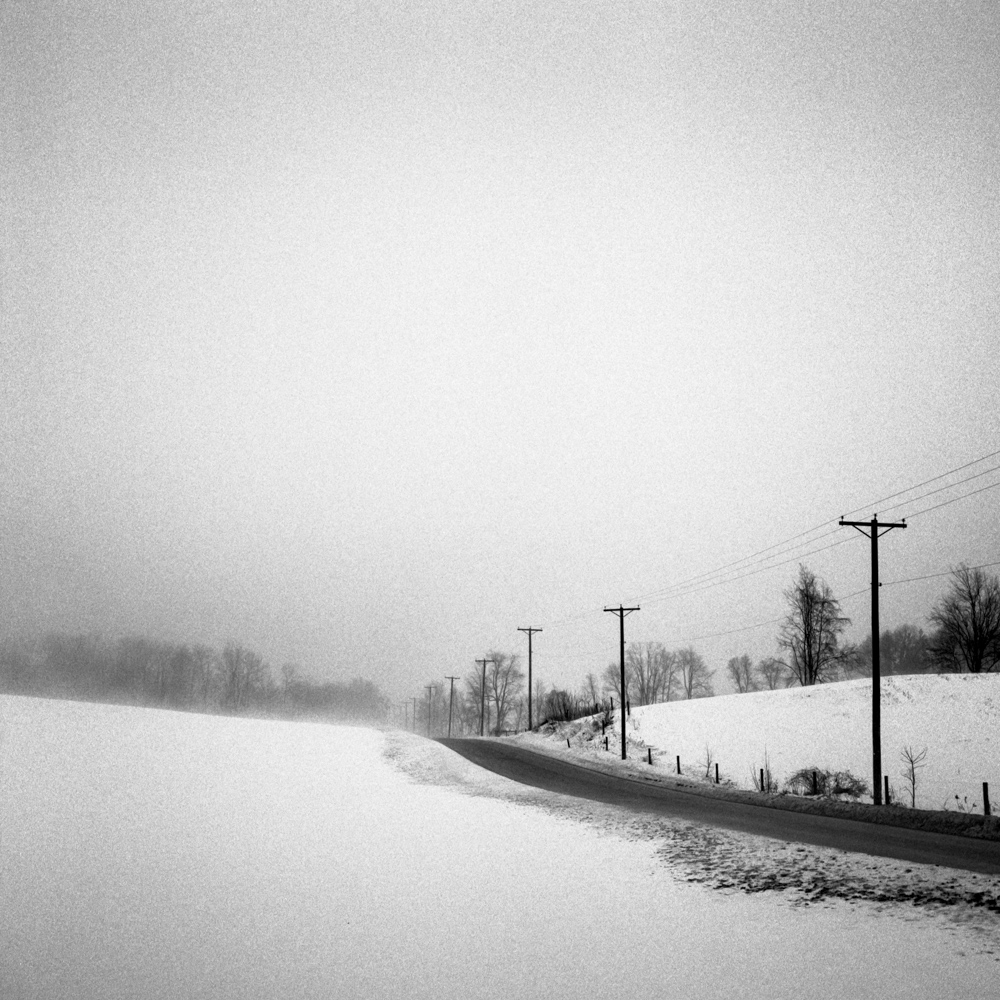 Snowstorm, January 2018