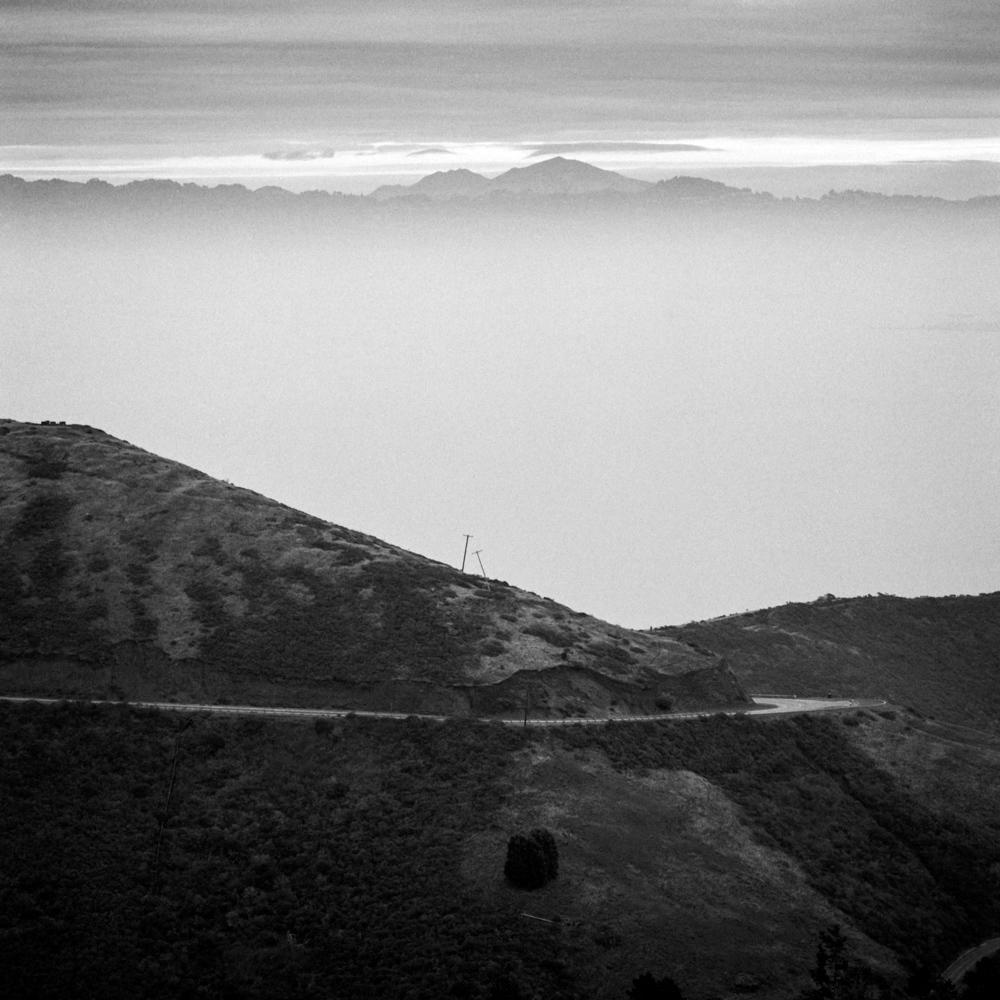 Mt Diablo, November 2017