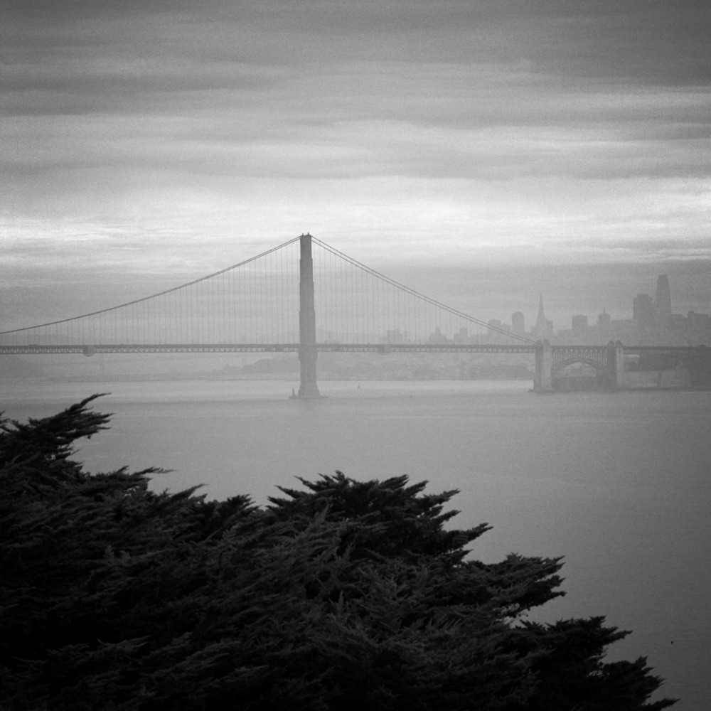 Golden Gate Bridge, November 2017