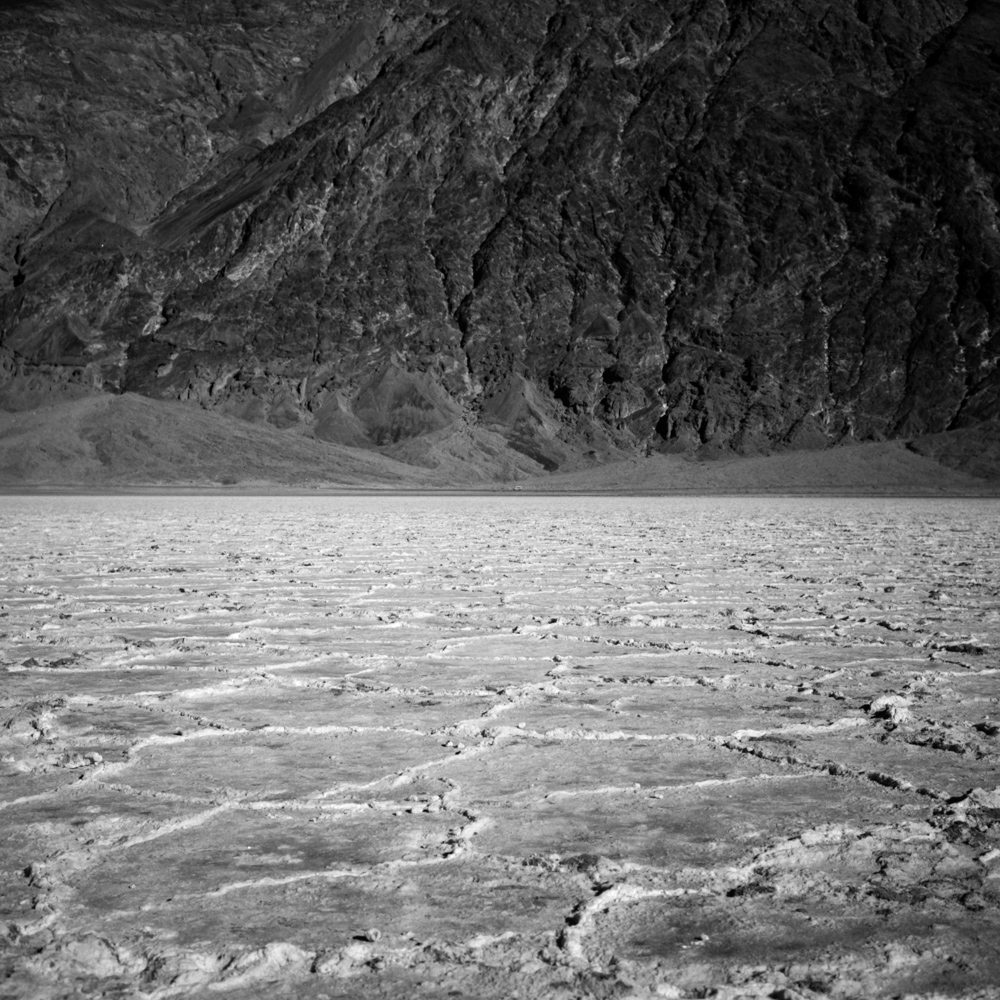 Badwater Basin, Death Valley, December 2017