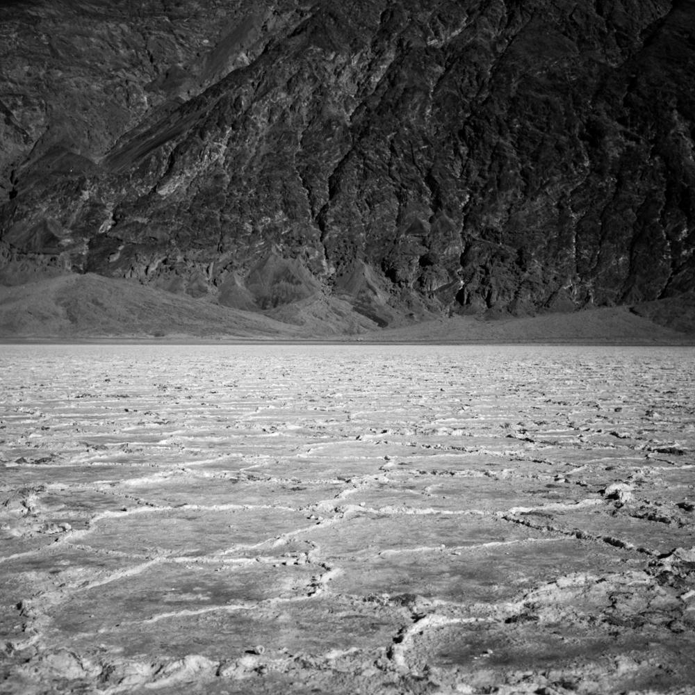 Badwater Basin, Death Valley, December 2017