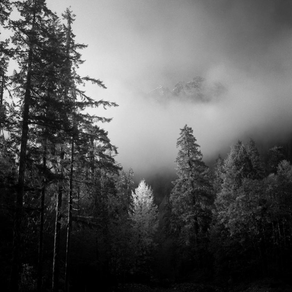 North Cascades National Park, October 2017